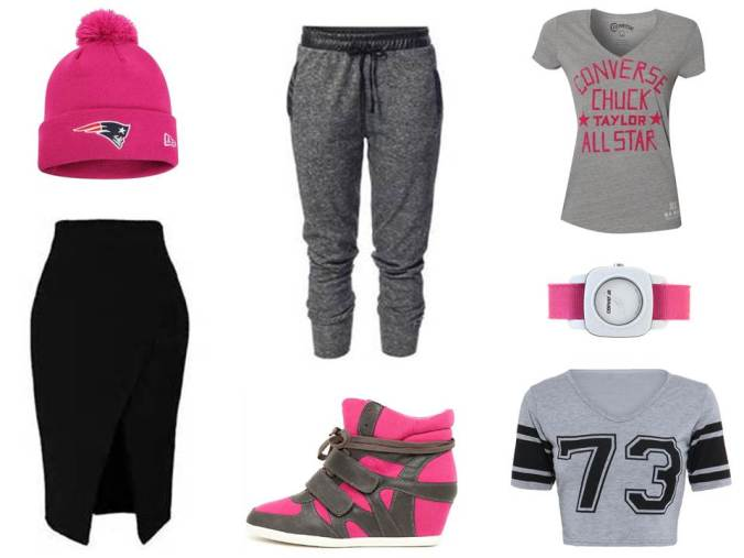 sports luxe patriots